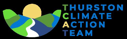thurston climate action team logo